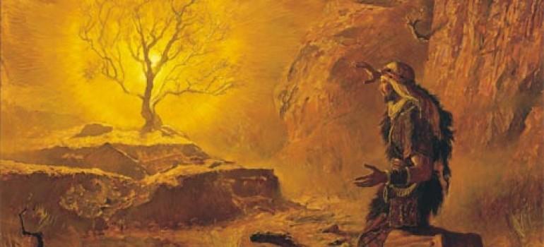 "Sermone R. Bracco  –  ""IL PRUNO ARDENTE"""