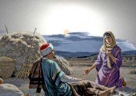 LA SPOSA SI PREPARA (Ruth 3:1-6)