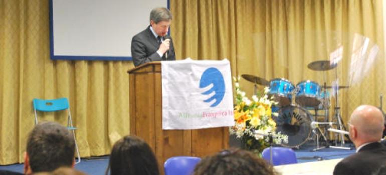 16-4-2011 – Visita storica del sindaco di Roma alla nostra comunità.