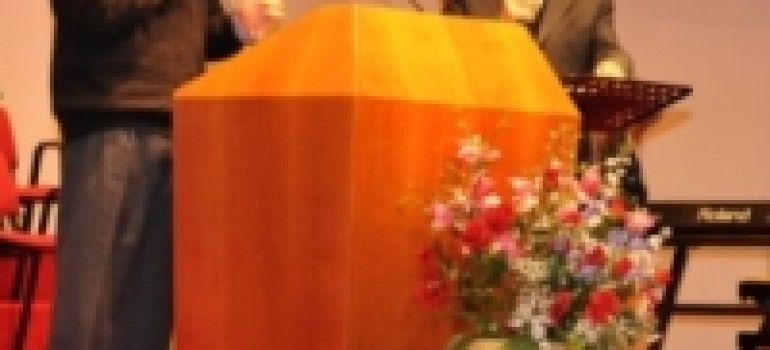 Giovedì 1 Dicembre 2011 – Jim Cymbala