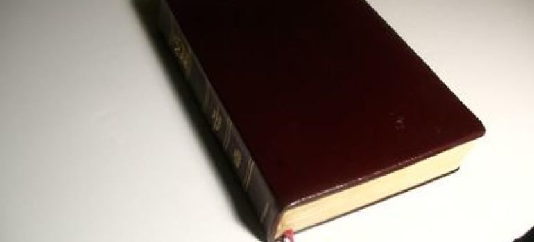 """NEW BIBLE VERSIONS  RIMUOVE  """"PADRE"""" E """"FIGLIO DI DIO"""""""