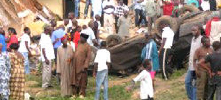 Ancora un attentato suicida contro una Chiesa pentecostale in Nigeria.