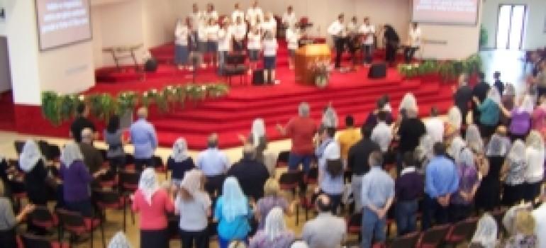 CULTO DI PENTECOSTE 2012