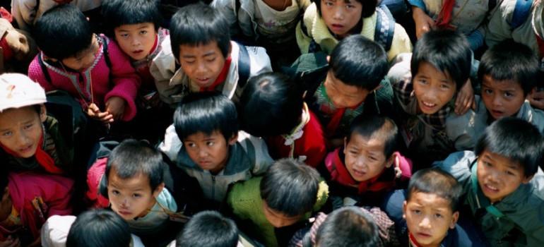 70 Bambini radunati ed interrogati, 7 insegnanti arrestate in scuola domenicale cinese.