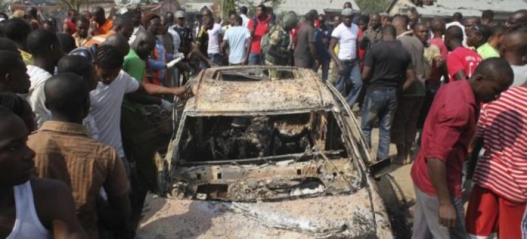 Ancora strage di cristiani in Nigeria: 90 morti.