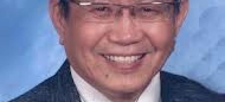 LEADER CHIESA CINESE FREDDIE SUN E' ANDATO CON IL SIGNORE