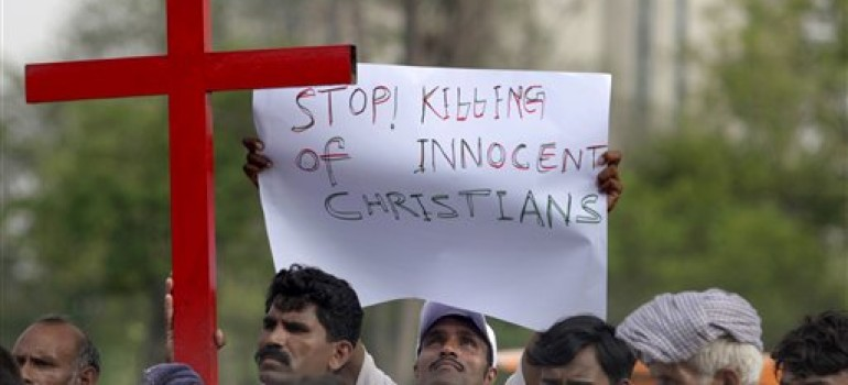 India, ancora aggressioni contro i cristiani