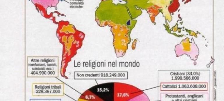 Cresce l'intolleranza religiosa nel mondo. I più perseguitati? I cristiani