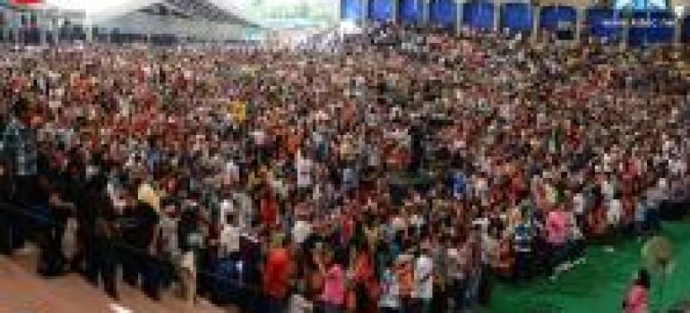 Egitto: Conferenza cristiana con più di 10.000 giovani