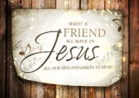 "Grandi inni: ""What a Friend we have in Jesus"""