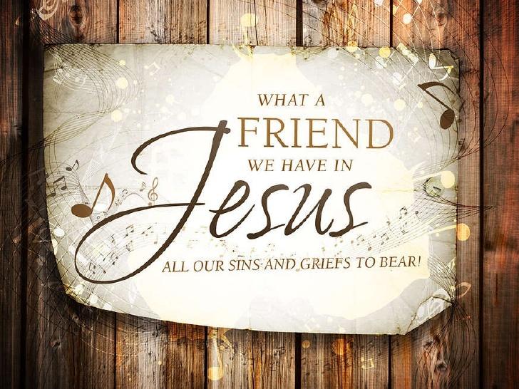 "Grandi inni: ""What a Friend we have in Jesus"""