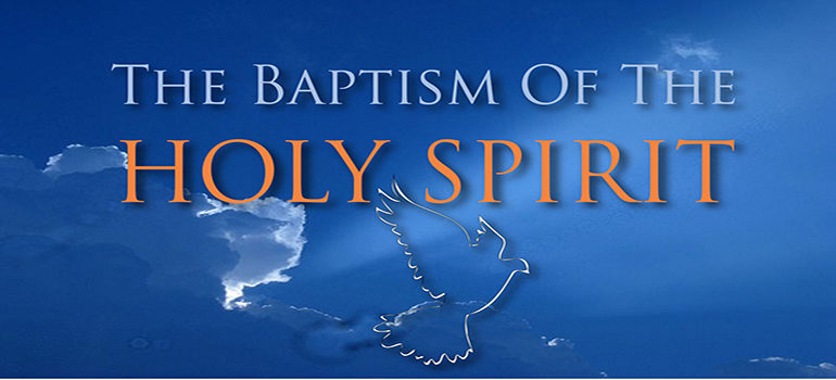 II battesimo nello Spirito Santo.