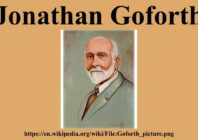 GRANDI MISSIONARI: JONATHAN GOFORTH