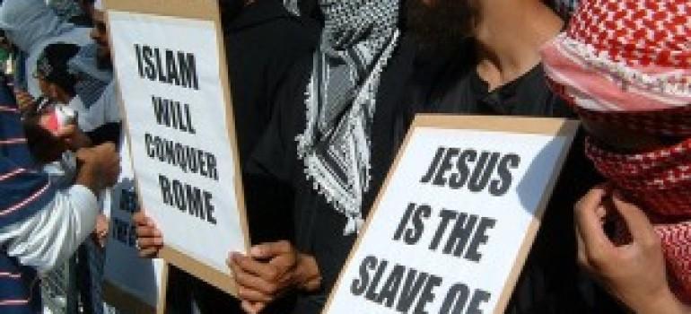 Tragedia cristiana nel mondo musulmano.
