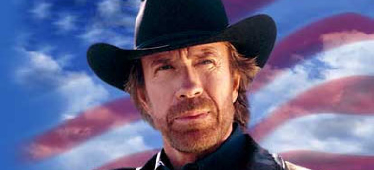 Chuck Norris, Walker Texas Ranger: È molto importante fare pace con Dio