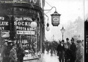 Da  D. L. Moody a Billy Graham. Tutto iniziò in un negozio di scarpe...