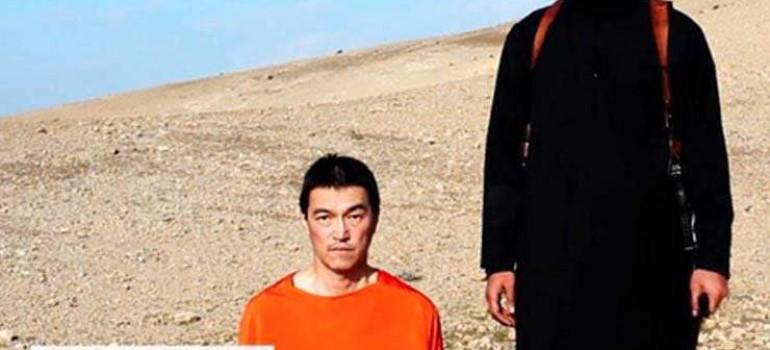 Era cristiano il giornalista giapponese ucciso dall'Isis