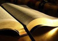 LA BIBBIA, PAROLA DI DIO