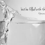 Essere ripieni  di Spirito Santo