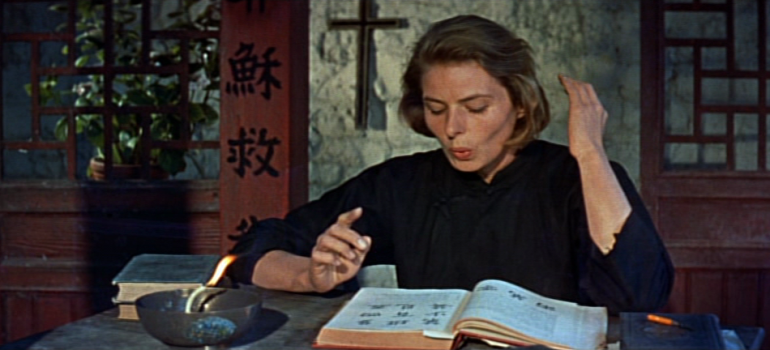 COME INGRID BERGMAN HA INCONTRATO GESU'