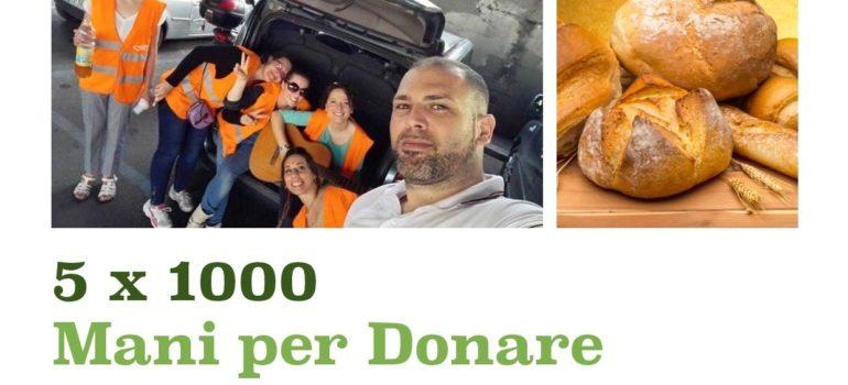 MANI PER DONARE onlus  –  Aiutaci ad aiutare