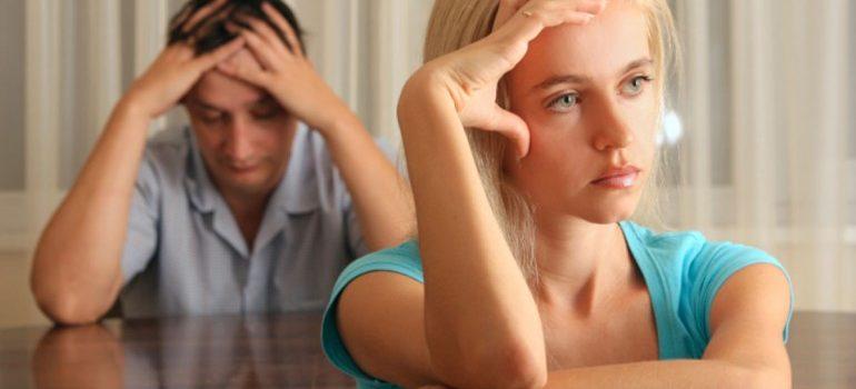 Non dare spazio al lamento e all'insoddisfazione