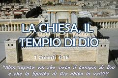 Sermone: La Chiesa il Tempio di Dio