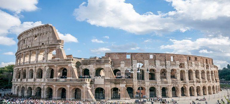ROMA E L'EVANGELO