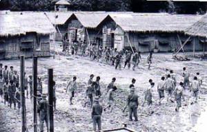 Campo di lavoro forzato in Vietnam